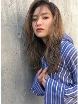 リマ(RIMA)【RIMA】 外国人風☆クセ毛風なラフカール×ルーズパーマ
