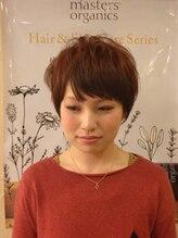 ヘアー メープル(hair maple)ショート