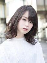 カインド 南青山(hair&make up KIND)【くびれミディ】 外ハネミディアム