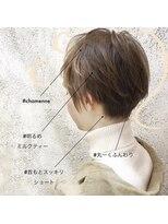 スーベニール(souvenir)■白髪対応■くせ毛もおさまる首もとスッキリショート