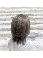 ビス リアン 川口店(Vis lien)ネオウルフ/ウルフカット/イルミナ/ハイライト/ケアブリーチ