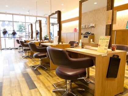 ヘアーズ 広畑東新町店(hairs)の写真