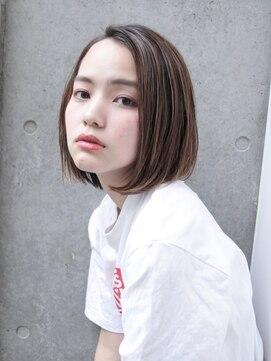 コクーン(Cocoon)[中村 マサアキ]カジュアルなワンレンボブスタイル☆