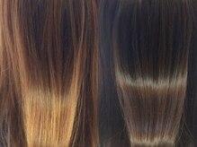 ラブニール ハトル(L'avenir Hathor)の雰囲気(最先端ケア【ソヴァールカラー】で髪質改善。大人の艶髪に)