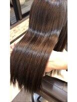 キャラ 池袋本店(CHARA)髪質改善3回目♪【玉城光】