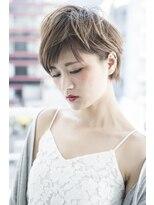 クールショートメンズ気分【miel hair blanc】