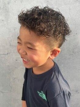 ヘアデザイン ゴドバン(Hair Design Gdobant)の写真/【メンズ限定クーポン多数ご用意◎】シンプルだけどカッコイイ◎楽にセットできてカッコいいスタイルに♪