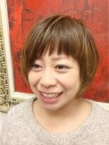 ヴォイスヘアー(VOICE hair)3Dショートヘア
