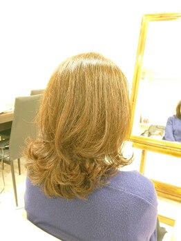 オンリーワン(Only one)の写真/こまめに染めるからこそ、髪・頭皮をいたわる選択を―。【ハーブカラー取り扱いサロン】