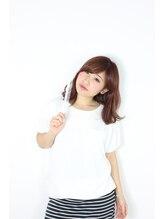 ヘア メイク アージュ 新田店(Hair make age)西藤 美和