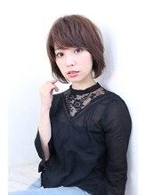 ソース ヘア アトリエ 京橋(Source hair atelier)【Source】スモーキートパーズ