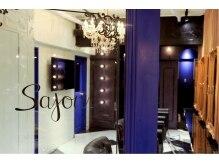 サジュー(Sajou)の雰囲気(高級感たっぷり洗練されたモダンアンティークな店内♪♪)