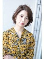 サンク ドリームプラザ店(CINQ)【CINQ】大柳 大人可愛いカジュアル小顔ショート