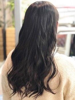 ヘアーメイク ガーデン(hair make GARDEN)の写真/【帯山 国体通り】艶のある柔らかなパーマはモチが良くカワイイが続く♪朝のお手入れも楽々♪