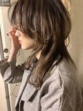 アマニ ヘアー ホスピタル 表参道/青山(AMANI.HAIR HOSPITAL)大人可愛いマッシュウルフ☆ネオウルフ☆くびれレイヤー