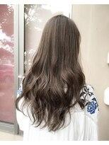 アドゥーヘアー(A do hair)スモーキーアッシュ