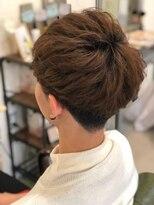 ヘアメイク リヴ(Hair Make Liv)刈り上げショート