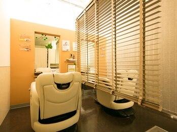 ヘアーサロンヤマギシ 恵比寿ガーデンプレイス店(hair salon YAMAGISHI)の写真/<理容室>《恵比寿ガーデンプレイス内》個室完備で男女共に周りを気にせず気軽に通えるサロン