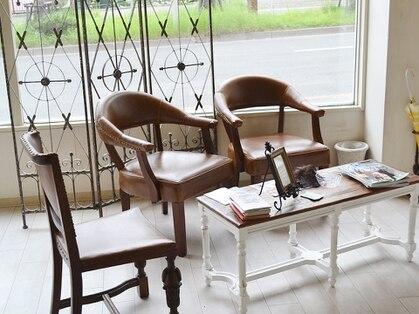 美容室 ビィー ヘアー 大谷地店の写真