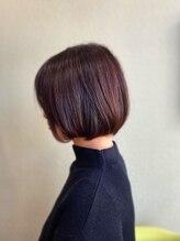 ライフヘアデザイン(Life hair design)春のシンプルボブ