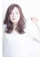 アミィヘアー アネックス(Ami Hair annex)無造作なクールセミディ