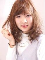 ヘアメイクエシェル 小松店(Hair Make e‐shell)ミディアム