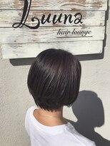 ルーナ ヘアラウンジ(Luuna hair lounge)ラベージュ