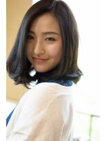 オークヘアーミエル 博多店(OAK hair miel)ブラックダイヤカラー