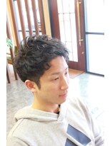 ディスパッチヘアー 甲子園店(DISPATCH HAIR)無造作ショート