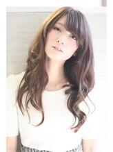 ヘアアンドメイク アール 歌舞伎町店(Hair & Make R)ゆるふわプルエクロングスタイル