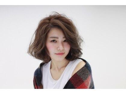 ヘアーデザイン クラフト(hair design Craft by floor)の写真