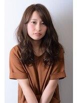 ラ リュエル 町の小さな美容室(La Ruelle.)ナチュ× ふわ♪セミディ3~shiori~