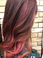 色々ピンク