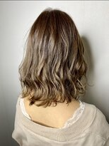 ソース ヘア アトリエ(Source hair atelier)【SOURCE】ベージュブラウン