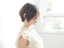 収まり+シルエット☆ショートカットの方から大人気の縮毛矯正☆ヘッドスパもリピータ続出♪