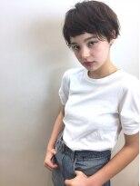 ♪blues タマキstyle 27 オトナ可愛いベリーショート
