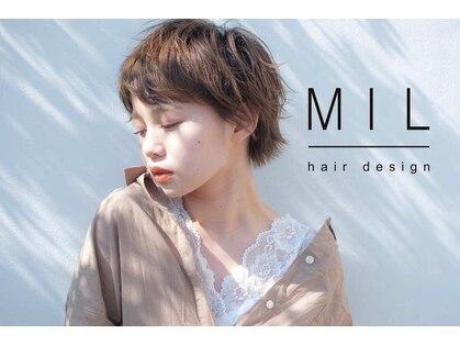 MIL hair design【ミルヘアーデザイン】