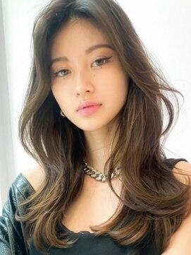 シマ セブン ギンザ(SHIMA SEVEN GINZA)WANG HONG HAIR