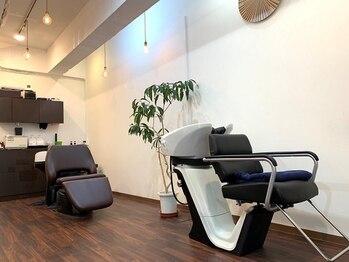 ピースヘアサロン(PEACE hair salon)の写真/少人数制のマンツーマンサロンだから出来る【安心感】と【新発見】がPEACE hair salonにはあります。