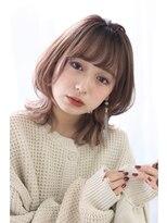 ヘアリゾート ブーケ(hair+resort bouquet)大人かわいい★小顔ネオウルフ