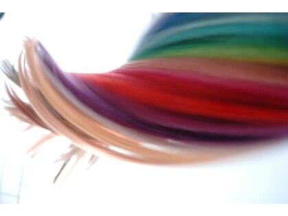 エクステンションズアンドウィッグ ハウハイ 宮崎店(Extensions&Wig How Higt)の写真