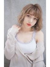 ジーナフクオカ(Zina FUKUOKA)☆Zina☆ ガーリーフレンチボブ