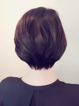 リットル(LITRE)の写真/白髪に悩む大人女性のリピーター多数!!気になる白髪をカバーして、今よりもステキなあなたへ…
