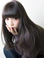 マイ ヘア デザイン(MY hair design)大人こっくりなグレイッシュカラー