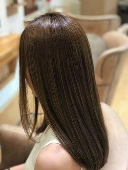 ヘアーリゾート ファースト HAIR RESORT Firstの写真/【中国地方初上陸!!】トリートメントを超える美髪エステを体感!究極のヘアケアシステムで髪本来の美しさへ