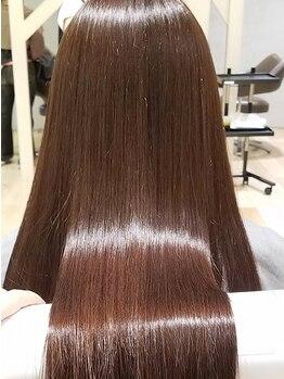 """ロベック(Lobec SAKAE)の写真/【矢場町/栄】今話題""""美しい髪""""という提案。『美髪チャージ』『サイエンスアクア』"""