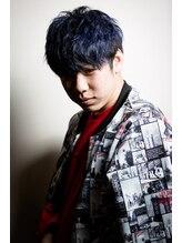 メンズヘアースパイス ユメサキ(Men's Hair SPICE -yumesaki-)平川 勇人