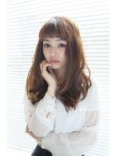 ヘアアンドメイク アール 歌舞伎町店(Hair & Make R)超可愛い♪石原さとみちゃん風スタイル