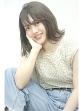 レジーナ トリドール(REGINA Tri'or)【蓮沼】夏を味方に透明感グレージュ!