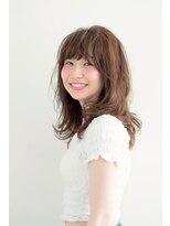 emu☆浮遊感×フレンチカジュアル×マロンブラウン